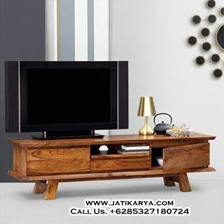Bufet TV Kayu Jati Antik Jepara