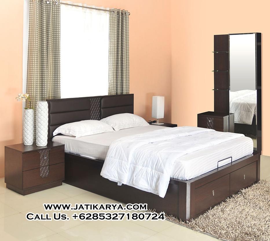 Set Kamar Minimalis Untuk Hotel