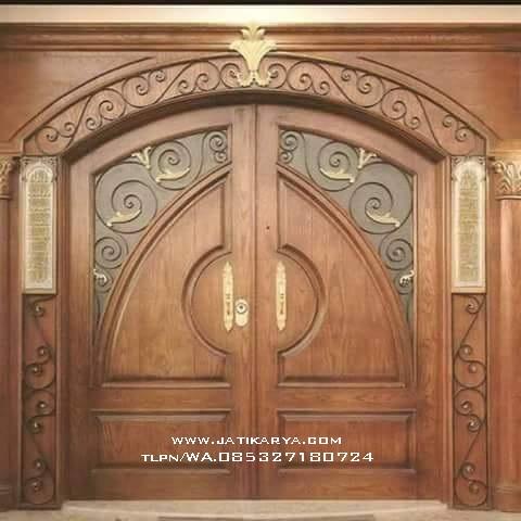 Pintu-Utam-Kayu-Jati