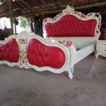 Tempat Tidur Jati Ukir Jepara