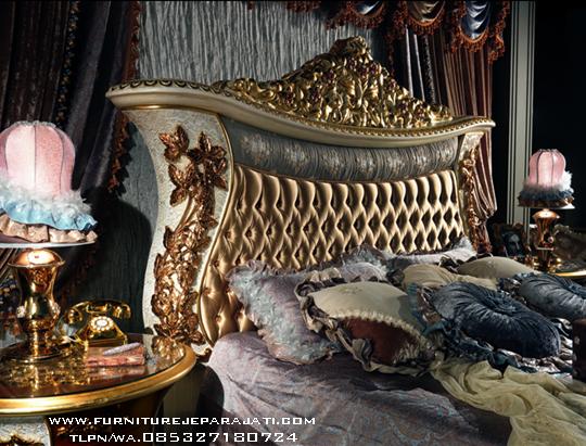 Tempat Tidur Jati Royal Furniture