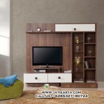 Almari Rak Meja TV Minimalis