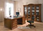 Set Furniture Kantor Kayu Jati Minimalis