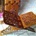 Rekal Al Qur-an Kayu Jati
