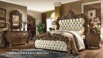 Tempat Tidur Mewah Ukir Jepara Modern Klasik Furniture
