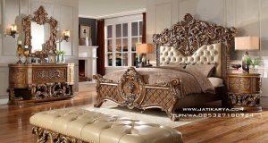 Tempar Tidur Ukir Terbaru Jepara Mebel Furniture