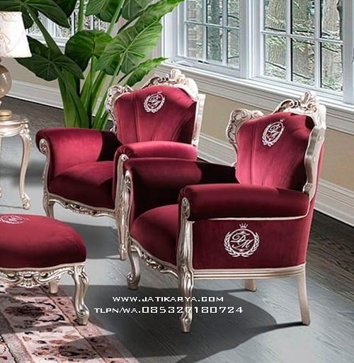 Set Kursi Tamu Ukiran Jati Karya Furniture