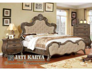 Set Kamar Tidur Mewah Zarina Modern Design