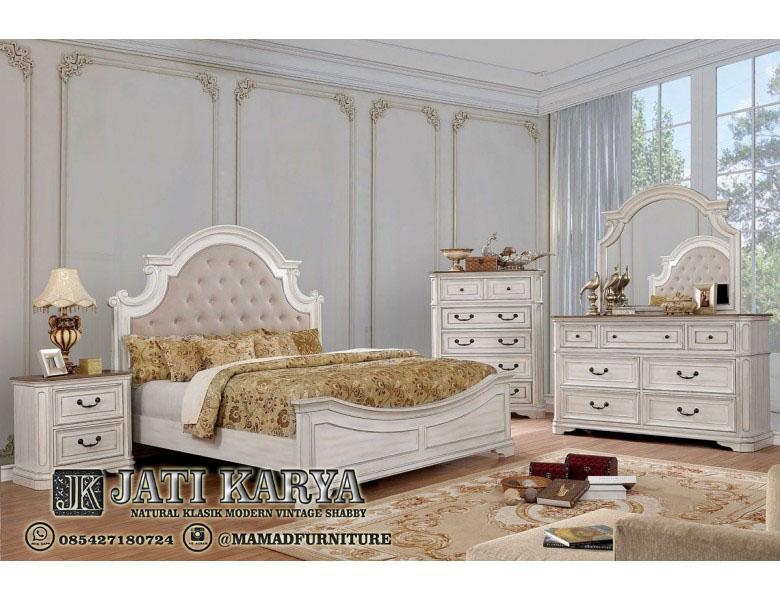 Set Kamar Tidur Minimalis Magnolia Jepara