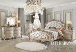 Set Kamar Tidur Zenna Klassic Design