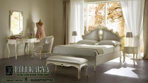 Set Tempat Tidur Minimalis Hunian Apartemen