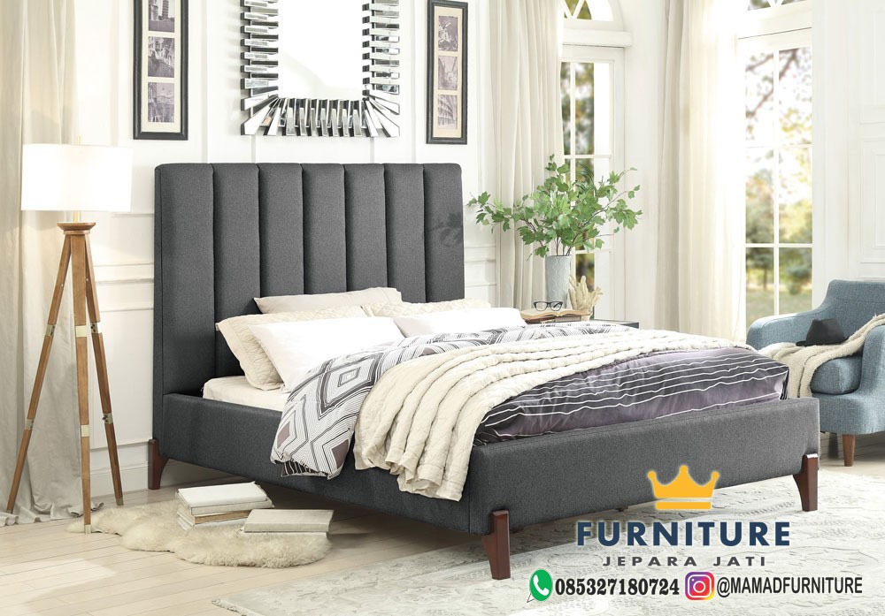 Tempat Tidur Minimalis Ful Jok Mewah
