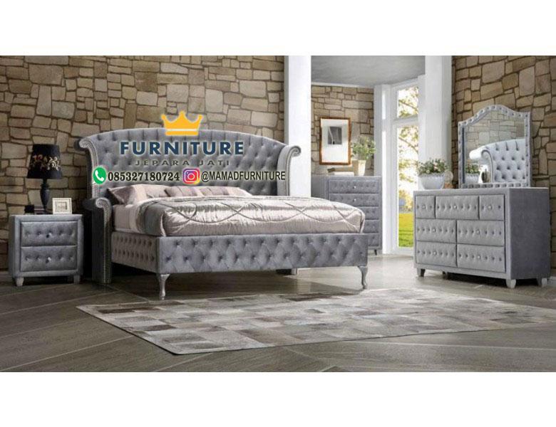 Tempat Tidur Modern Minimalis Mewah Jepara